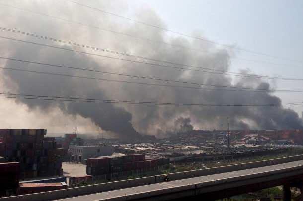 Tianjin blast3