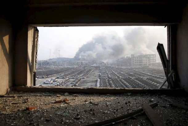 Tianjin blast5