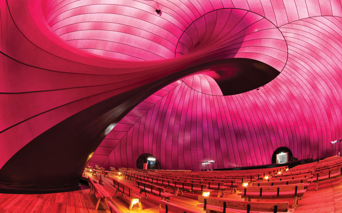 Top 10 Buildings That Show The Future Of Architecture 5