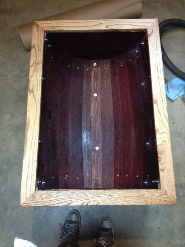 Wine barrel-table3