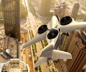 XTI VTOL aircraft3