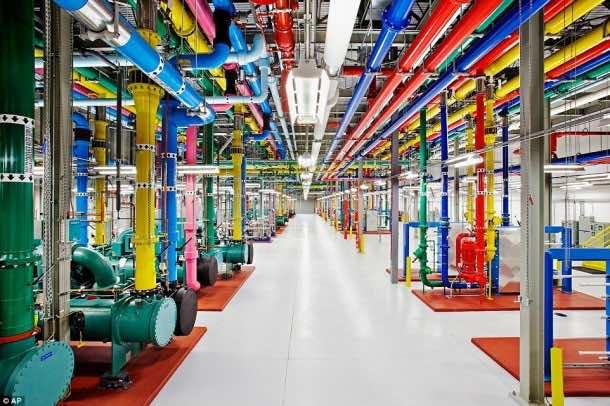 google data centers11