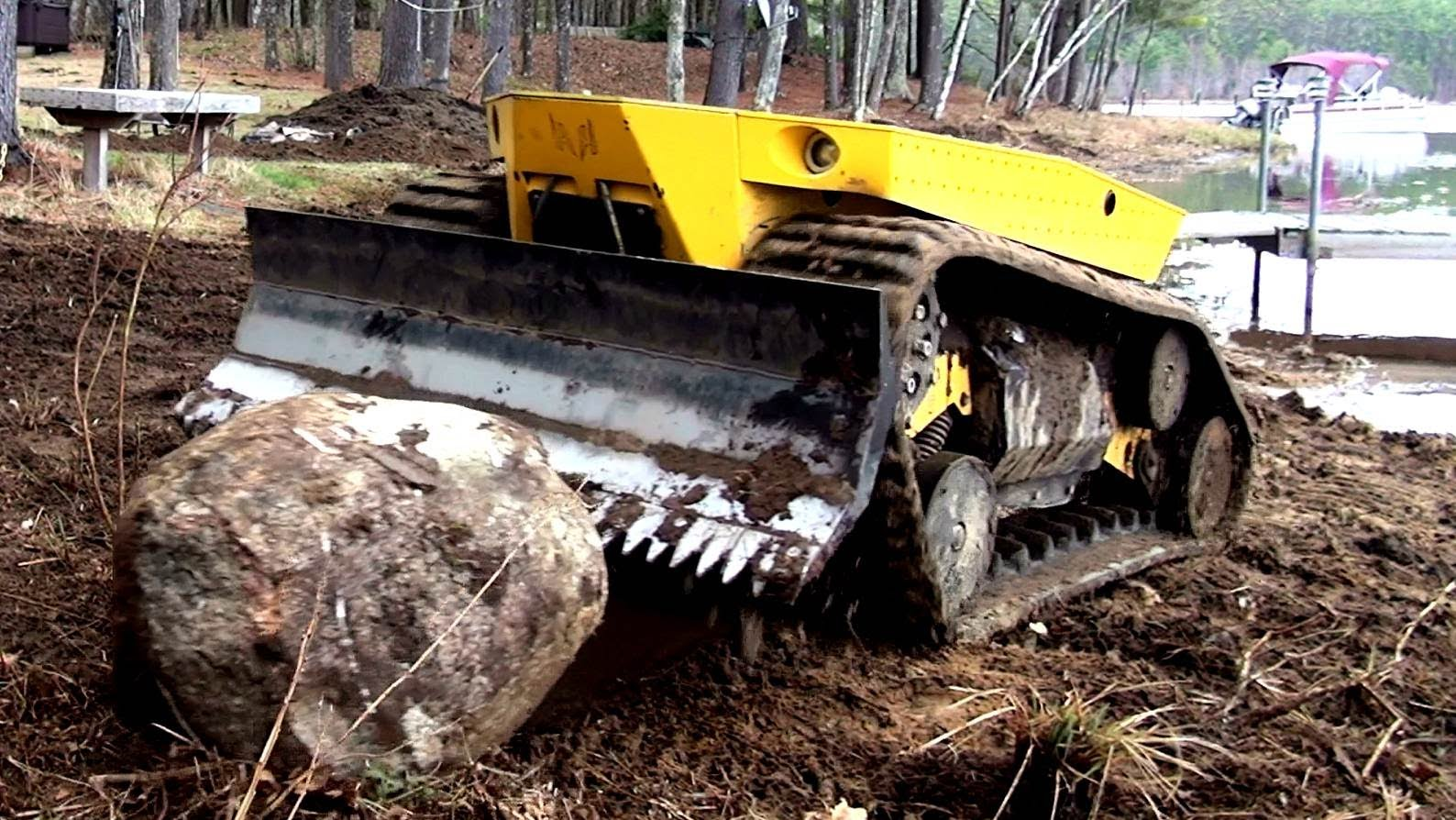miniature bulldozer3