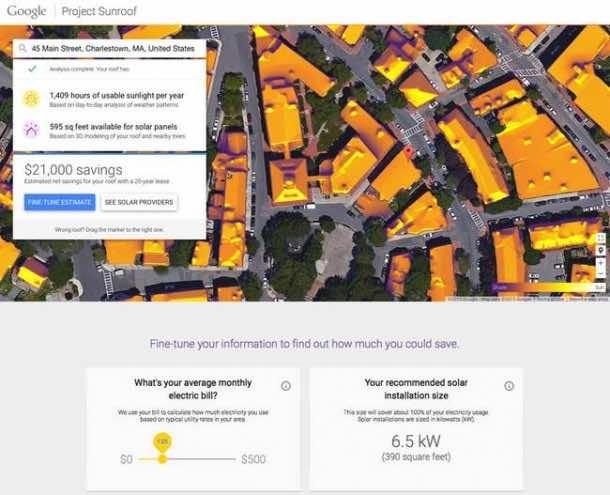 sunroof google2