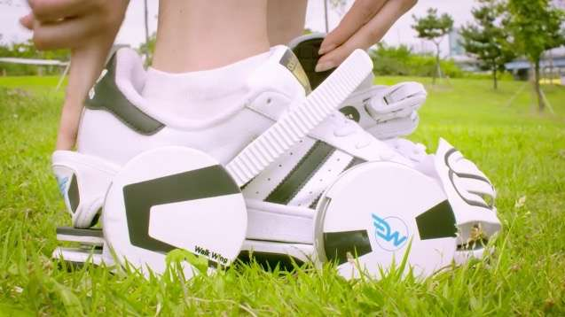 shoes that can turn into roller skates