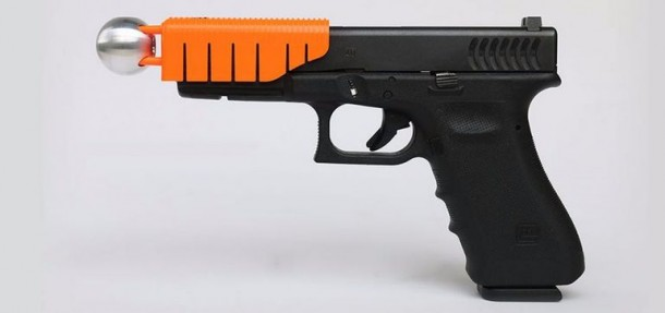 'The Alternative' Transforms Lethal Shot Into A Non-Lethal One 4