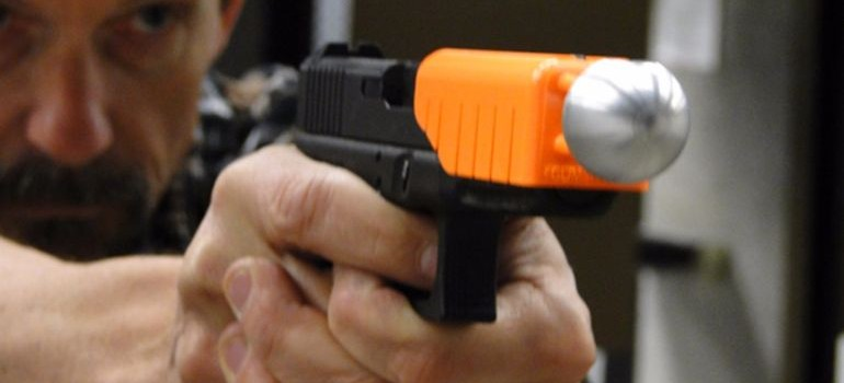'The Alternative' Transforms Lethal Shot Into A Non-Lethal One 6