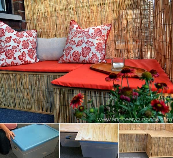 26 Amazing Outdoor Seating Ideas 17