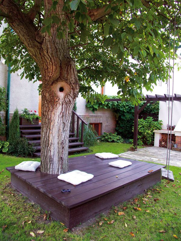 26 Amazing Outdoor Seating Ideas 20