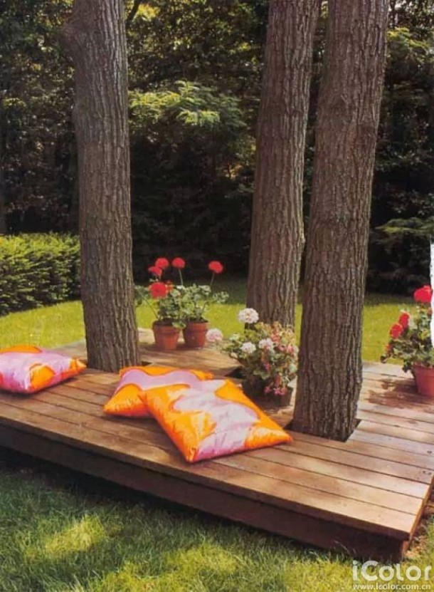 26 Amazing Outdoor Seating Ideas 4