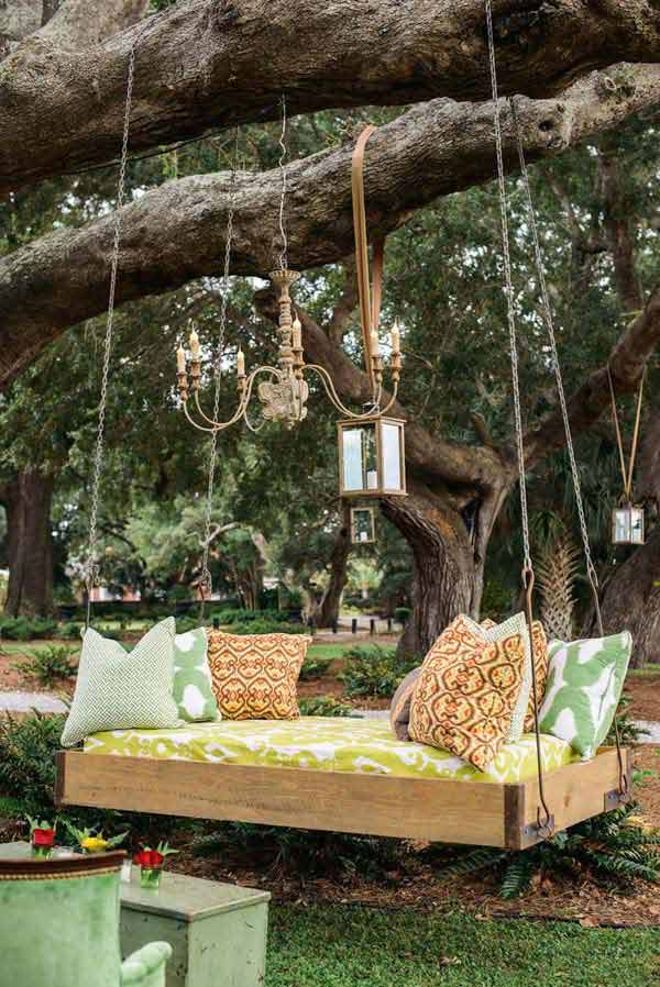 26 Amazing Outdoor Seating Ideas 5