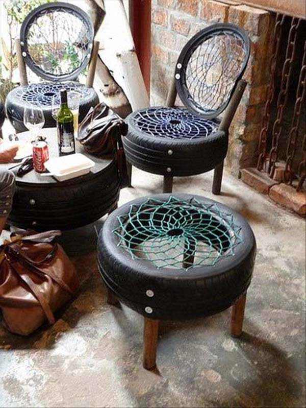 26 Amazing Outdoor Seating Ideas 8