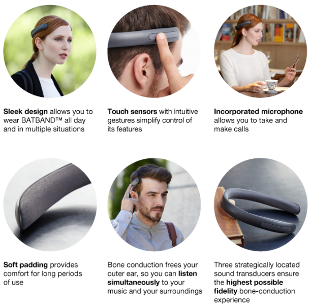 BATBAND – Listen To Music Without Engaging Your Ears 7