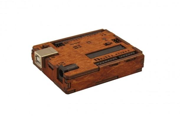 Arduino Uno Pocket Case