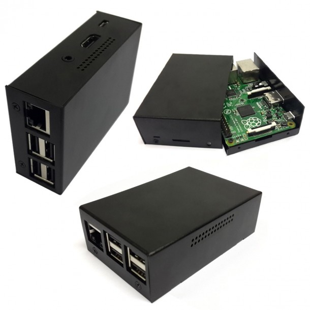 Best Cases for Raspberry Pi (4)