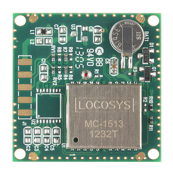 GPS Receiver - LS20031 5Hz