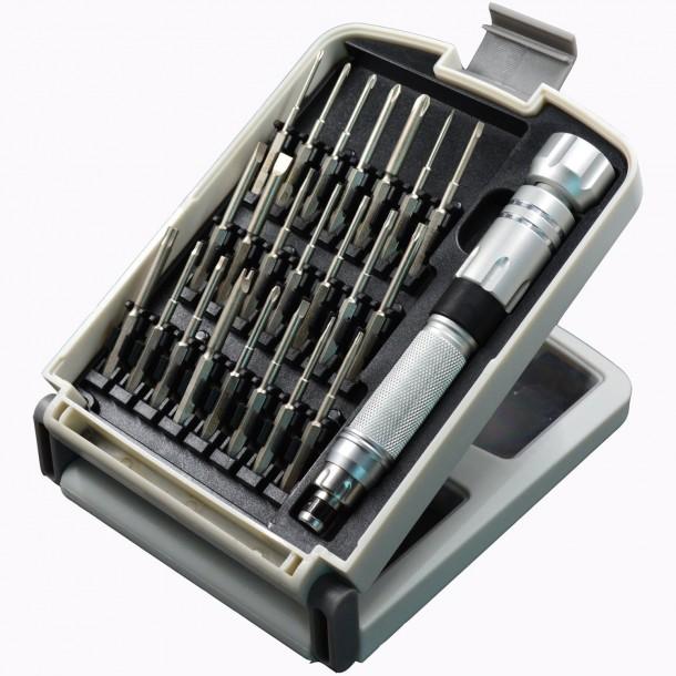 Nanch Precision Tools 22-pieces screwdriver set