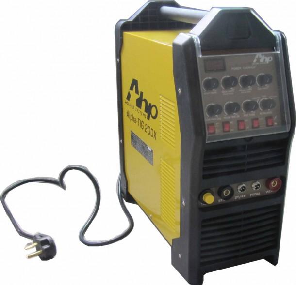 AHP AlphaTIG 200X 200-Amp