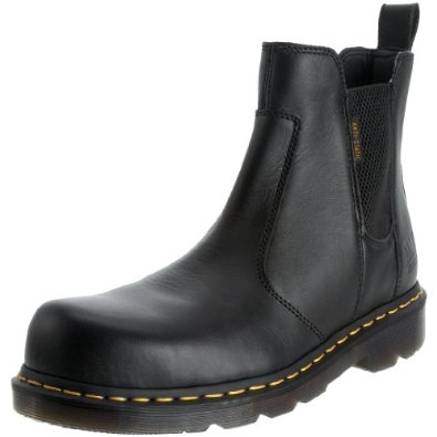 Dr. Martens Men's Fusion Safety-Toe Work Shoes For Engineers