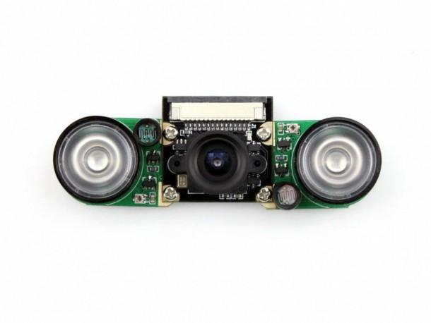 Waveshare camera