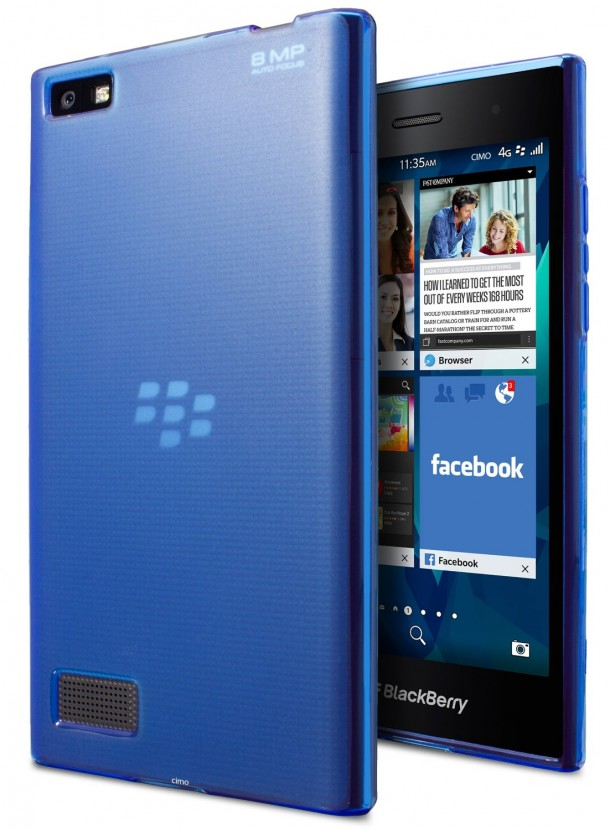 Blackberry Leap Case, Cimo