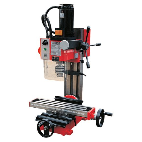 OTMT Variable Speed Mini Milling Machine