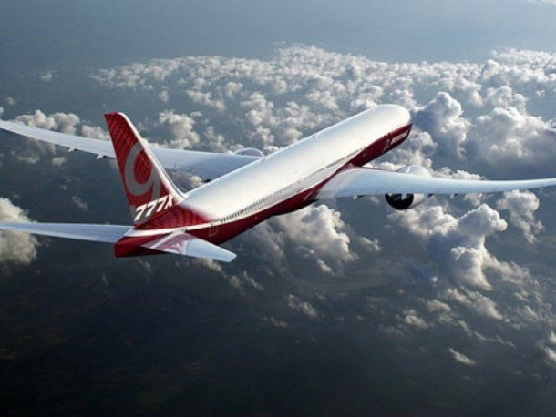 Boeing Begins Building World's Largest Airplane