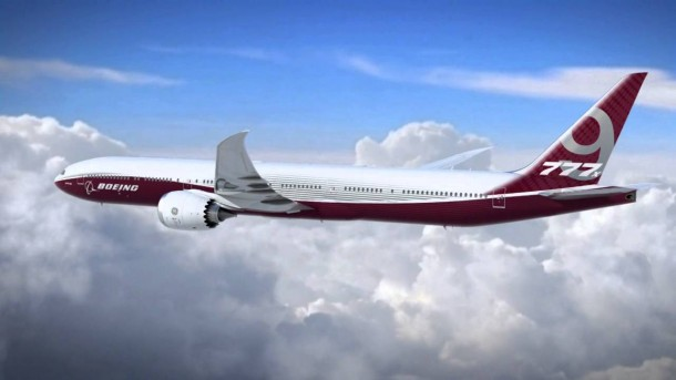 Boeing Begins Building World's Largest Airplane 2