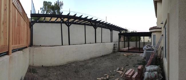 DIY backyard9