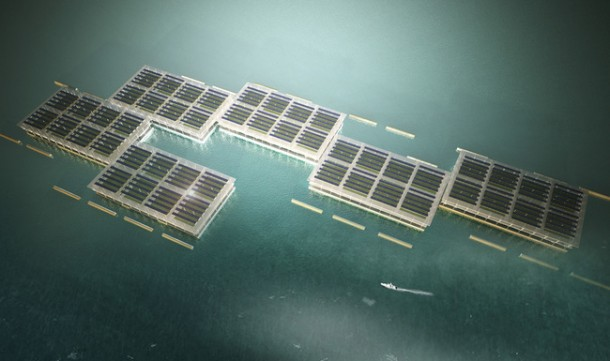 Floating Solar Farm Is Capable of Producing 8 Tons Of Vegetables Per Year 7