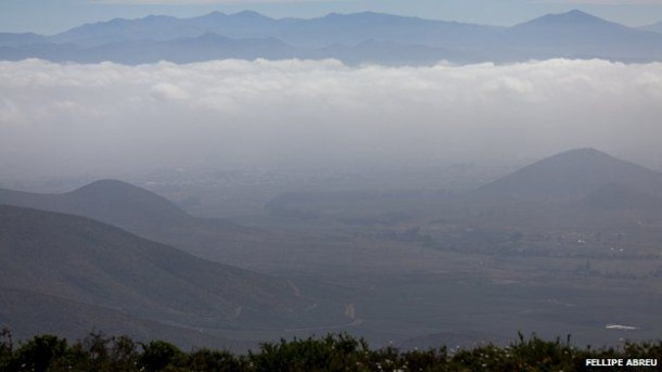 Fog Catchers Traps Humidity And Makes It Rain In Chile 3