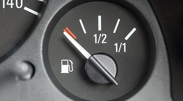 Fuel gauges unreliable