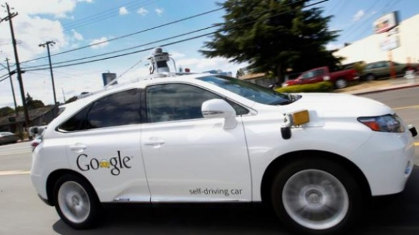Here's How Google's Self-Driving Cars See The World