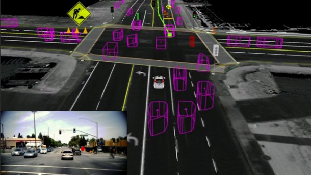 Here's How Google's Self-Driving Cars See The World 3
