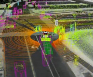 Here's How Google's Self-Driving Cars See The World 5