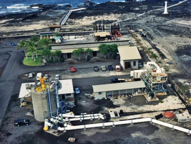 Ocean thermal energy power plant3