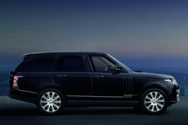 Range Rover Sentinel Can Survive A 33-Pound TNT Blast 4