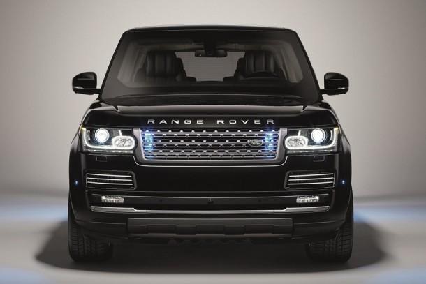 Range Rover Sentinel Can Survive A 33-Pound TNT Blast