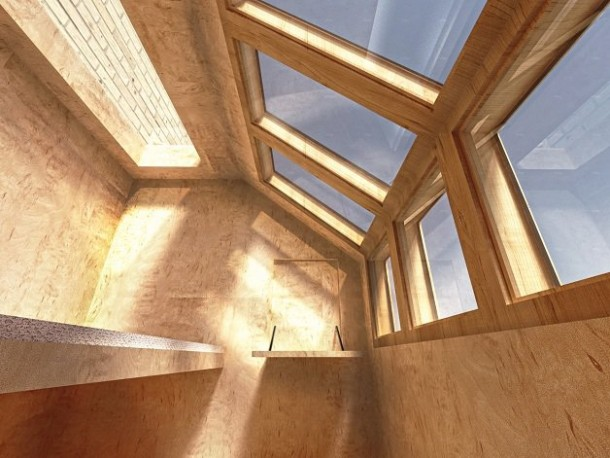 Sleeping Pods For Homeless By British Architect 3