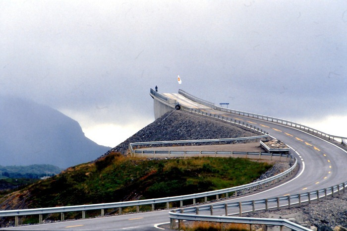 Storseisundet Is Norway's Landmark