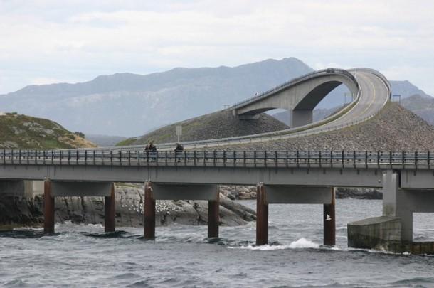 Storseisundet Is Norway's Landmark 4