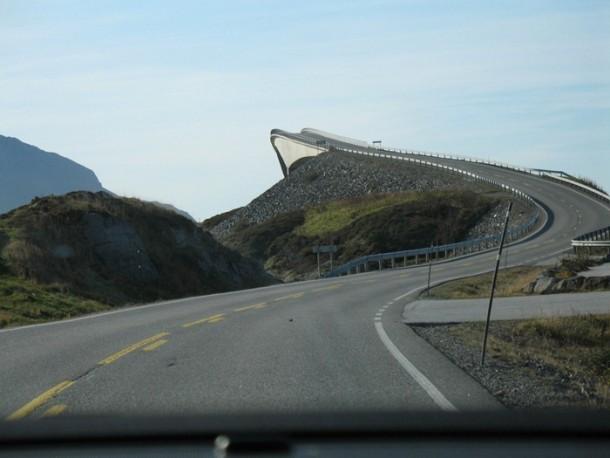 Storseisundet Is Norway's Landmark 5