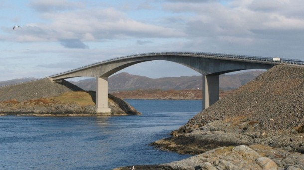 Storseisundet Is Norway's Landmark 6
