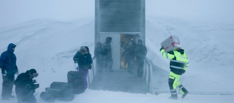 The First Withdrawal From Doomsday Vault Has Taken Place