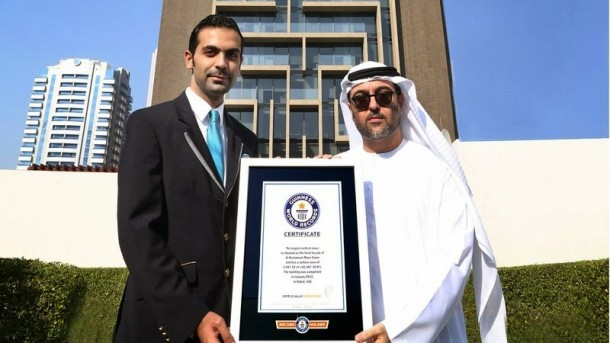 The Maze Tower Is World's Largest Vertical Maze in Dubai 2