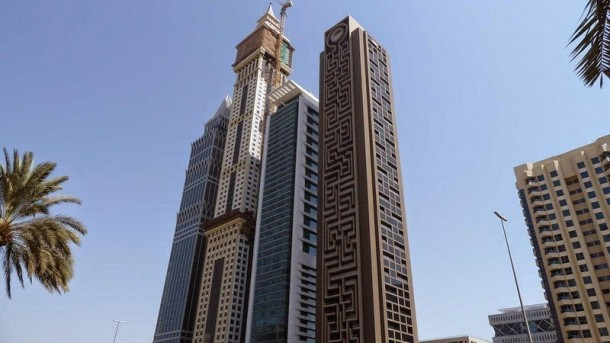 The Maze Tower Is World's Largest Vertical Maze in Dubai 3