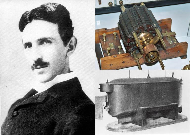 Top 10 Nikola Tesla Inventions featured