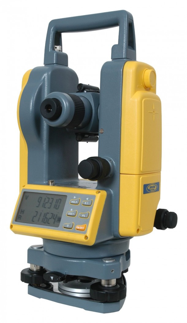 Spectra Precision DET-2 Digital Electronic Theodolite