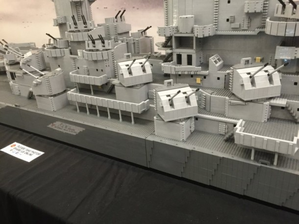 USS missouri Lego2