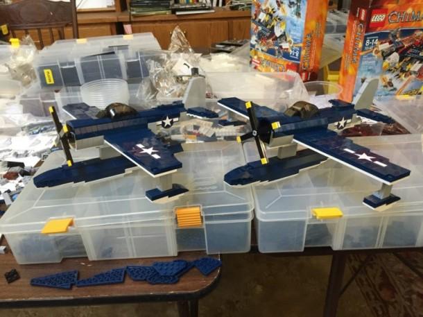 USS missouri Lego4